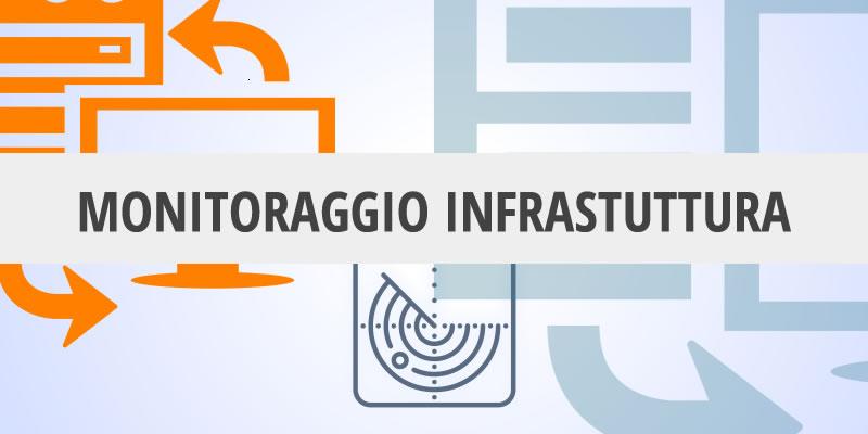 Monitoraggio infrastruttura
