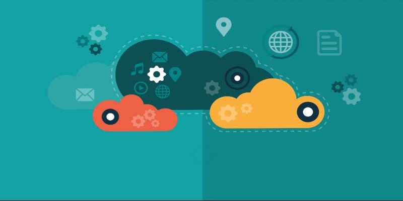 Hybrid cloud: il meglio del cloud privato e pubblico, insieme